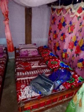 homestay bed