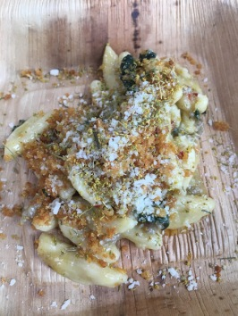 Vinny Dotolo & Jon Shook: Cavatelli with fennel sausage and cavolo nero