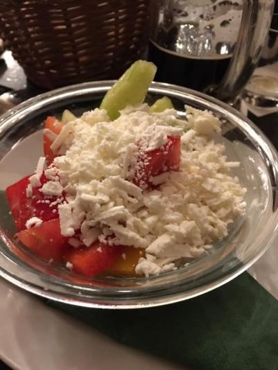 """A """"healthy"""" salad"""
